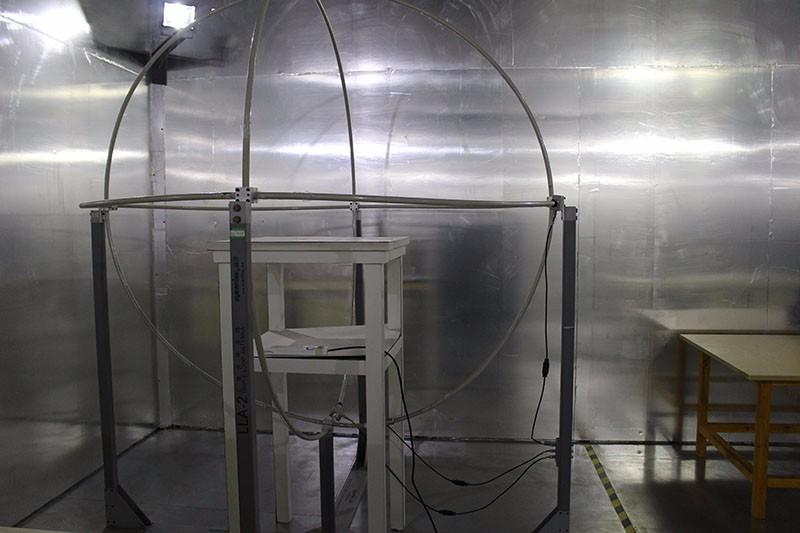 低频磁场实验室