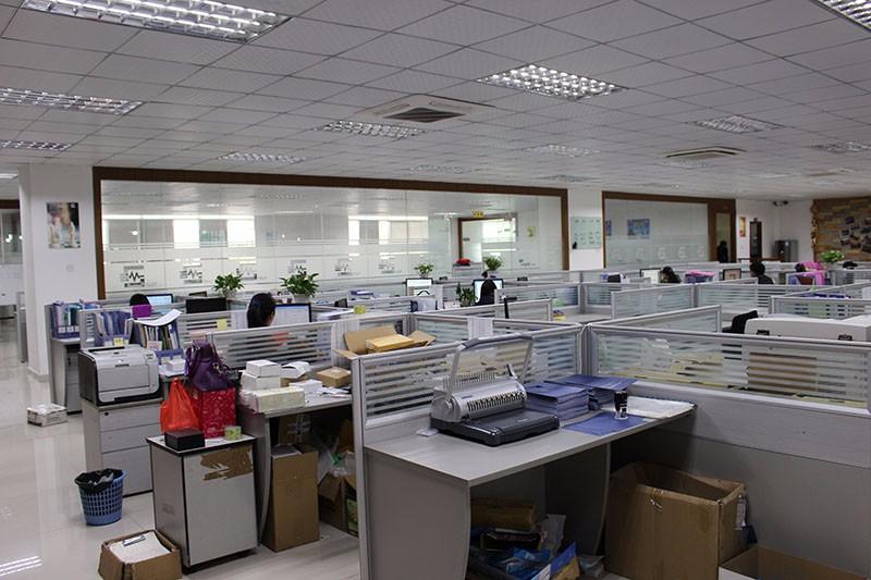 工程办公区