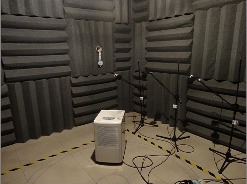 噪音测试室(半消声室)