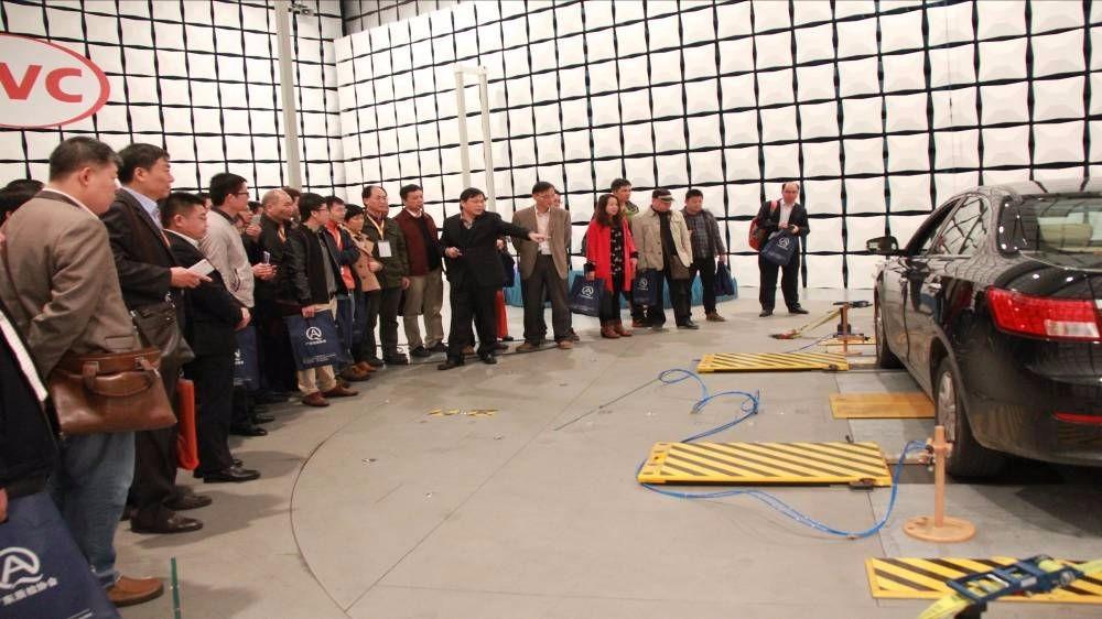 汽车风速噪声测试实验室