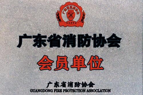 广东消防协会会员