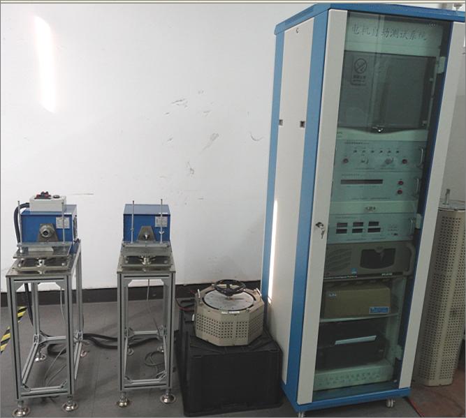 电机自动测试系统
