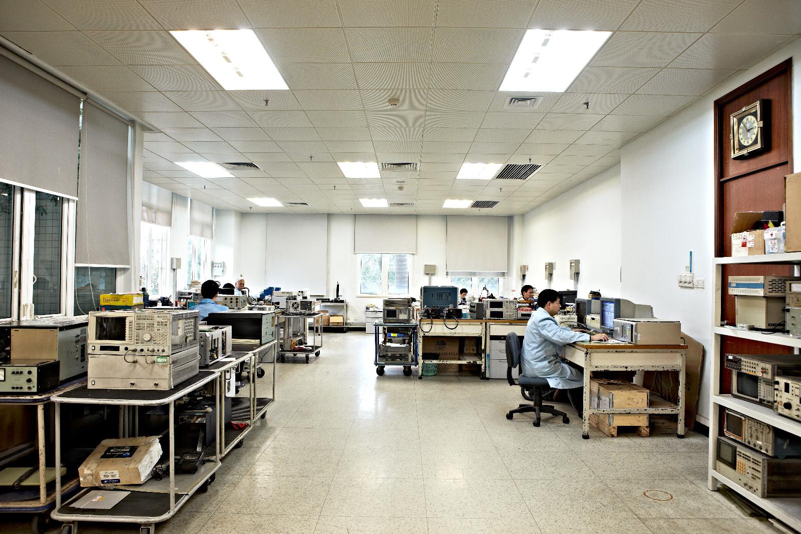 赛宝计量检测中心维修实验室