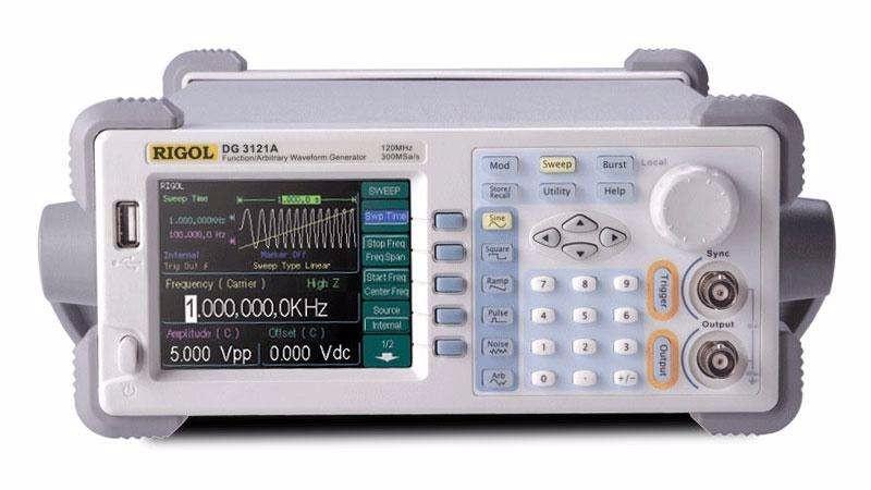 任意波形信号发生器计量校准服务