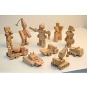 木制玩具中国安全检测