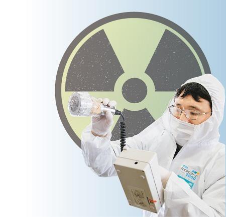 辐射环境监测