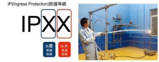 手机国际防水防尘(IP)检测